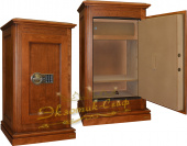Сейфы Сейф EXOTIC-SAFE ASK-67-3 EL Wood Oak в интернет-магазине Safe1.ru