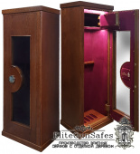 Сейф ELITEGUNSAFES EGS-B5EL-1800 KL / EL Weapons showcase в интернет-магазине Safe1.ru