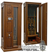 Сейф ELITEGUNSAFES EGS-B6EL-1800 KL / EL Weapons showcase в интернет-магазине Safe1.ru