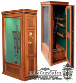 Сейф ELITEGUNSAFES EGS-B6-1750B KL / EL Weapons showcase в интернет-магазине Safe1.ru