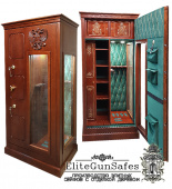 Сейф ELITEGUNSAFES EGS-B6-PPT2000 KL / EL Weapons showcase в интернет-магазине Safe1.ru