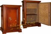 Сейфы Сейф EXOTIC-SAFE ASK-67-1 KL Wood Toned Alder в интернет-магазине Safe1.ru