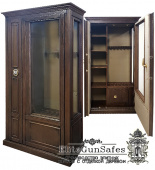 Сейф ELITEGUNSAFES EGS-BD8EL-P2000Z KL / EL Weapons showcase в интернет-магазине Safe1.ru