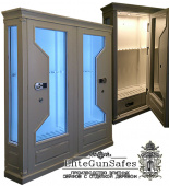 Сейф ELITEGUNSAFES EGS-B18EL-D2000 KL / EL Weapons showcase в интернет-магазине Safe1.ru