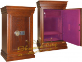 Сейфы Сейф EXOTIC-SAFE ASK-6700 EL Wood Oak в интернет-магазине Safe1.ru