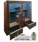 Сейф ELITEGUNSAFES EGS-BD24EL-1800Z KL / EL Weapons showcase в интернет-магазине Safe1.ru