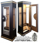 Сейф ELITEGUNSAFES EGS-B5EL-2045Z KL / EL Carved Pano Weapons showcase в интернет-магазине Safe1.ru