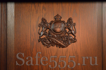 Сейфы Сейф EXOTIC-SAFE D-1702 KL LUX Oak Color Brown в интернет-магазине Safe1.ru