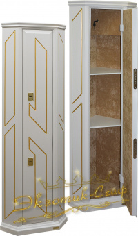 Сейфы Сейф EXOTIC-SAFE D-1500 KL Wood White Enamel Gilding в интернет-магазине Safe1.ru